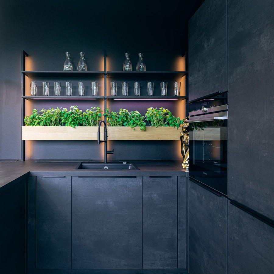 Projektowanie wnętrz – niemieckie meble kuchenne